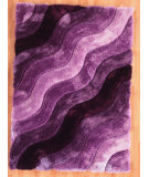 RugStudio presents Linon Links Lk11 Purple Area Rug