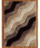 RugStudio presents Linon Links Lk13 Brown Area Rug