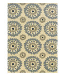 RugStudio presents Linon Le Soleil Ls04 Ivory Area Rug