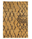 RugStudio presents Linon Moroccan Mc02 Camel - Brown Machine Woven, Good Quality Area Rug