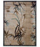 RugStudio presents Linon Milan Mn30 Beige Area Rug