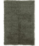 RugStudio presents Linon 3a Flokati Flk-3am04 2000grams / Olive Area Rug