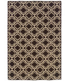 RugStudio presents Linon Salonika Sa11 Brown Area Rug