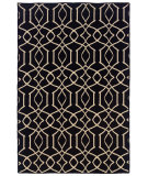 RugStudio presents Linon Salonika Sa13 Black Area Rug