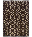 RugStudio presents Linon Salonika Sa15 Brown Area Rug