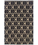 RugStudio presents Linon Salonika Sa17 Black Area Rug