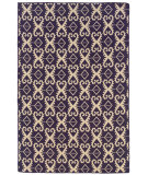 RugStudio presents Linon Salonika Sa20 Purple Area Rug