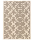 RugStudio presents Linon Silhouette Sh09 Grey Area Rug