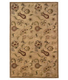 RugStudio presents Linon Ashton Slsg41 Palegold Hand-Tufted, Better Quality Area Rug