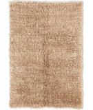 RugStudio presents Linon 3a Flokati Flk-3at 2000grams / Tan Area Rug