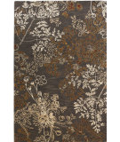 RugStudio presents Linon Ashton Tc02 Charcoal - Gold Hand-Tufted, Better Quality Area Rug