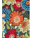 RugStudio presents Loloi Aurora AA-08 Multi Hand-Tufted, Good Quality Area Rug