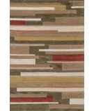 RugStudio presents Loloi Abacus AC-02 Olive Gold Hand-Tufted, Better Quality Area Rug