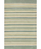 RugStudio presents Loloi Abacus AC-08 Ivory-Mist Hand-Tufted, Better Quality Area Rug