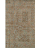 RugStudio presents Loloi Alexi AJ-01 Mist / Camel Hand-Tufted, Good Quality Area Rug