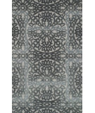 RugStudio presents Loloi Alexi AJ-03 Grey / Pewter Hand-Tufted, Good Quality Area Rug