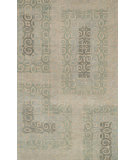 RugStudio presents Loloi Alexi Aleiaj-04 Beige / Mist Hand-Tufted, Good Quality Area Rug