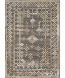 RugStudio presents Loloi Akina AK-01 Charcoal / Taupe Woven Area Rug