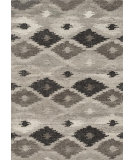 RugStudio presents Loloi Akina AK-02 Grey / Charcoal Woven Area Rug