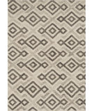 RugStudio presents Loloi Akina Akinak-04 Ivory / Grey Woven Area Rug