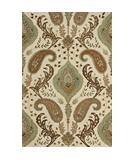 RugStudio presents Loloi Antalya AL-01 Ivory-Multi Hand-Tufted, Best Quality Area Rug