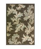 RugStudio presents Loloi Ambrose AM-02 Chocolate Machine Woven, Best Quality Area Rug