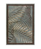 RugStudio presents Rugstudio Sample Sale 37699R Blue Machine Woven, Best Quality Area Rug