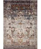 RugStudio presents Loloi Anastasia Af-08 Slate - Multi Machine Woven, Best Quality Area Rug