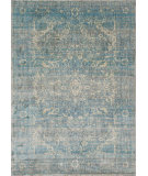 RugStudio presents Loloi Anastasia Af-10 Light Blue - Mist Machine Woven, Best Quality Area Rug
