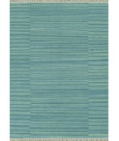 RugStudio presents Loloi Anzio A0-01 Hm Collection Aqua Machine Woven, Good Quality Area Rug