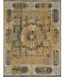 RugStudio presents Loloi Ashton Ag-01 Desert - Multi Hand-Knotted, Good Quality Area Rug