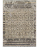 RugStudio presents Loloi Ashton Ag-05 Slate - Silver Hand-Knotted, Good Quality Area Rug