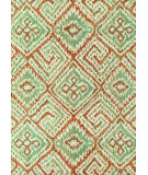 RugStudio presents Loloi Avanti Av-01 Spice / Mist Machine Woven, Good Quality Area Rug