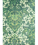 RugStudio presents Loloi Avanti Av-10 Teal / Multi Machine Woven, Good Quality Area Rug