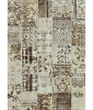RugStudio presents Loloi Alexandria Ax-04 Beige Machine Woven, Best Quality Area Rug
