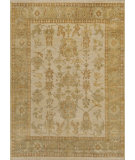 RugStudio presents Loloi Bogart Bg-04 Ivory / Beige Hand-Knotted, Good Quality Area Rug