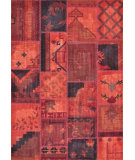 RugStudio presents Loloi Beymen Bm-01 Red Woven Area Rug