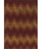 RugStudio presents Loloi Boca Bh-05 Brown - Spice Woven Area Rug
