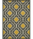 RugStudio presents Loloi Brighton Bt-04 Grey / Gold Hand-Tufted, Better Quality Area Rug