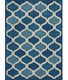 RugStudio presents Rugstudio Sample Sale 92036R Cobalt Blue Hand-Tufted, Better Quality Area Rug