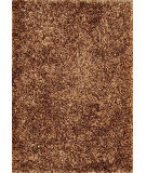 RugStudio presents Loloi Carrera Shag CG-01 Brown Area Rug