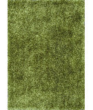 RugStudio presents Loloi Carrera Shag CG-01 Green Area Rug