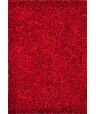 RugStudio presents Loloi Carrera Shag CG-01 Red Area Rug