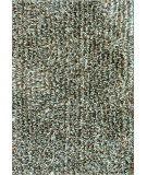 RugStudio presents Loloi Carrera Shag CG-02 Blue Area Rug