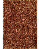 RugStudio presents Loloi Carrera Shag CG-02 Spice Area Rug