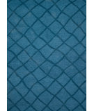 RugStudio presents Loloi Circa Ci-05 Blue Hand-Tufted, Better Quality Area Rug