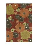 RugStudio presents Loloi Clebrun CN-02 Rust Hand-Tufted, Best Quality Area Rug