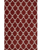 RugStudio presents Loloi Charlotte Ct-03 Rust Machine Woven, Good Quality Area Rug