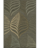 RugStudio presents Loloi Capri Cx-03 Brown / Multi Machine Woven, Good Quality Area Rug
