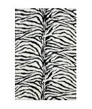 RugStudio presents Loloi Danso DA-01 Zebra Machine Woven, Good Quality Area Rug